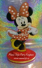 Minnie mouse birthday party centerpiece decoration R
