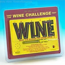 Wine-o-meter Laberinto zumbador pierde potable Juego alcohol Hen party Ladies Night