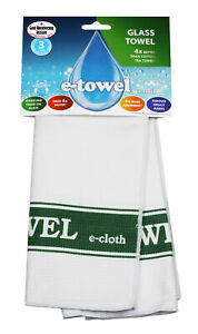 1 x E-Cloth - Glass Towel