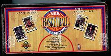 Upper Deck NBA Basketball 91-92 Inaugural Edition 500 Card Factory Sealed Set