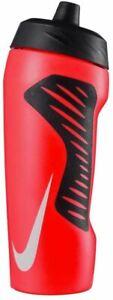 Nike Hyperfuel Squeeze Water Bottle in University Red - 532 ml / 18 oz