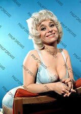 Vintage Wall Art Poster Print of a Young Movie Star Actress Barbara Windsor