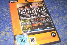 Battlefield 1942: World War II Anthology PC Deutsche Verkaufsversion TOP