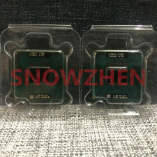2Pcs Intel Core 2 Duo T7200 CPU 2.0GHz 4M 667FSB SL9SF Notebook Processor