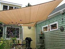Shade&Beyond 8'x10' Sun Shade Sails Canopy UV Rectangle for Patio Deck BackYard