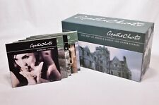 Agatha Christie The Best of Hercule Poirot Audiobook Box Set - Incomplete
