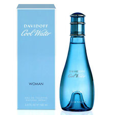 Davidoff Cool Water 100ml. EDT Woman