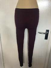 Atmosphere Win Colloured Ribbed Leggings. UK Size 8-10 Brand New Without Tags