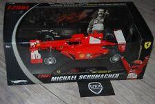 Ferrari F1 2001 Schumacher Hotwheels elite IN BOX 1/18 SEE INFO