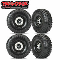 "Traxxas 8172 TRX-4 Mounted Canyon Trail 2.2"" Tires Method 105 (4) Rock Crawler"