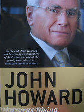 Lazarus Rising HAND SIGNED AUTOGRAPHED By JOHN HOWARD New Liberal Prime Minister