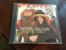 Victoria Williams - 'Swing the Statue!' UK CD Album