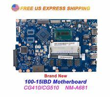 New Lenovo 100-15IBD CG410/CG510 NM-A681 intel i3-5005U Motherboard