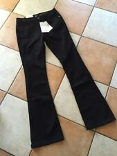 Mid-Rise Flare Cotton On Jeans for Women