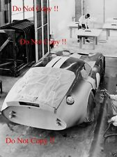 Shelby Daytona Cobra Coupe Factory Preparation 1964 Photograph 5