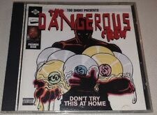 Too $hort Presents The Dangerous Crew - Don't Try This At Home (CD, 1995, Jive)