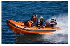 Vanguard DR 400 & 40hp 4-Stroke Mariner RIB Rescue Safety Boat
