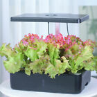 Hydroponics Growing System Indoor Herb Garden Starter Kit With LED Grow Light US picture