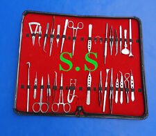 30 Pieces Set Basic Eye Micro Surgery Surgical Instruments Kit