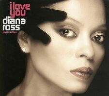 Audio CD I Love You (CD + DVD) - Ross, Diana - Free Shipping