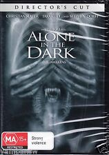 ALONE IN THE DARK * CHRISTIAN SLATER TARA REID * NEW & SEALED DVD