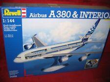 REVELL® 04259 1:144 AIRBUS A380 & INTERIOR NEU OVP