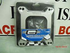 NEW MR GASKET #6005 Aluminum Carb Spacer 4-1-2