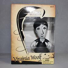 Virginia Woolf Vinyl Writers NIB collectible vinyl figure
