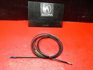 94-01 ACURA INTEGRA TRUNK HATCH DOOR LID HANDLE RELEASE CABLE LINE WIRE SEDAN