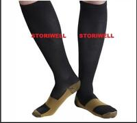 COPPER INFUSED COMPRESSION THERAPY GRADUATED SUPPORT SOCKS 20-30 mmHG MENS L/XL