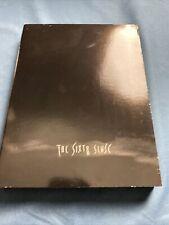 The Sixth Sense (Dvd, 1999, 2-Disc Box Set, Vista Series)(107 min   Rated Pg-13)