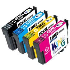 4 Ink Chipped for Epson XP-245 XP-235 XP-342 XP-332 XP-345 XP-442 XP-445 XP-247