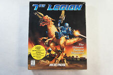 7 TH LEGION THE ULTIMATE TACTICAL MASSACRE COMPLETE BIG BOX PC CD ROM WIN 95