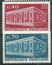FRANCE EUROPE cept 1969 Sans Charnière MNH