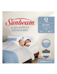 Sunbeam Sleep Express Electric Blankets