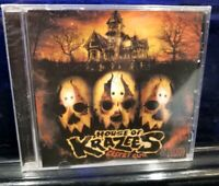 House of Krazees - Casket Cuts CD SEALED HOK twiztid rare insane clown posse roc