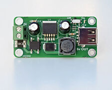 Raspberry Pi B/B+ compatible AC/DC to DC Power Converter (PSU) + on/off switch