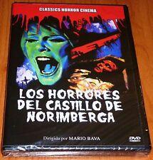 LOS HORRORES DEL CASTILLO DE NORIMBERGA / Baron Blood - Mario Bava -Precintada