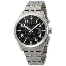 Citizen Chronograph Black Dial Men's Watch AN3620-51E