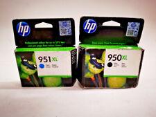 2er Orig. HP 951XL Black / Cyan - OfficeJet 251dw 276dw 8100 8600 MHD-2014-2015