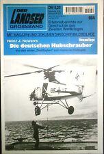 Der Landser  Grossband  Nr: 964          Die deutschen Hubschrauber