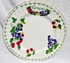 Royal Albert Grapes Covent Garden Fruit Series Bone China Plate