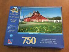 Sure-Lox 750 Piece Puzzle Of Abbotsford, B.C. Canada