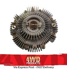 Viscous Fan Clutch - Landcruiser HDJ80 HDJ78 HDJ79 4.2TD (90-07)