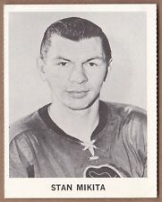 Stan Mikita 1965/ '66 Coca-Cola Oddball Card - Chicago Black Hawks