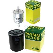MANN-FILTER  Ford Maverick UDS UNS 2.4i für Nissan Bluebird Station Wagon WU11