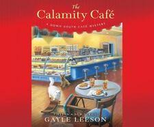Down South Café Mystery: The Calamity Café 1 by Gayle Leeson (2016, MP3 CD,...