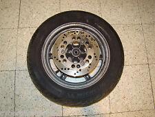 SUZUKI 125 BURGMAN  2002 - JANTE ROUE AVANT + PNEU