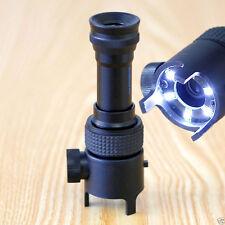 50X Mini Portable Microscope Jewelry Loupe Diamond Tester Magnifier