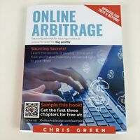 Online Arbitrage Paperback Book Chris Green Sourcing Secrets For Resell 2020
